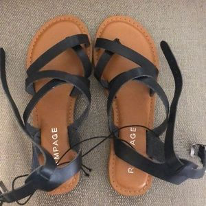 Women's Rampage sandals size 6.5